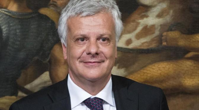 Gian Luca Galletti: Sistri obsoleto, serve sistema più moderno
