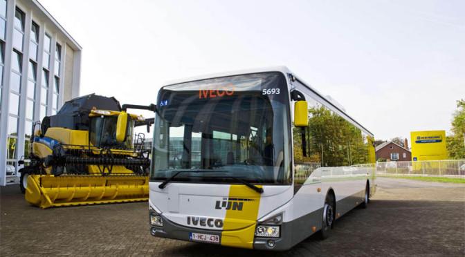 Proseguono le consegne record di autobus Iveco Bus a De Lijn