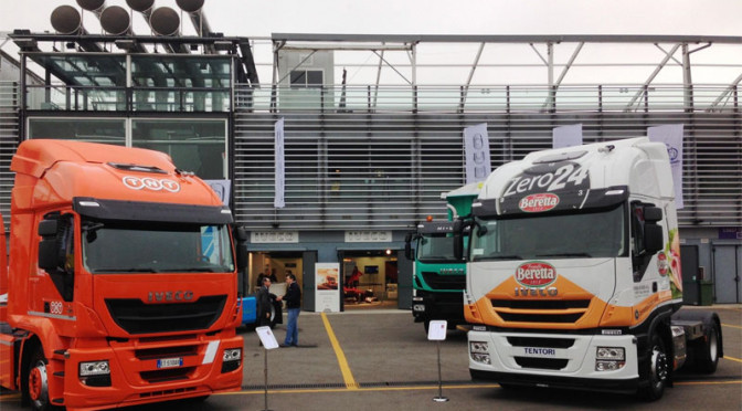 Iveco a truckEmotion 2014