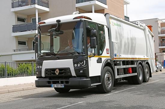 Renault Trucks a Ecomondo 2014 Rimini
