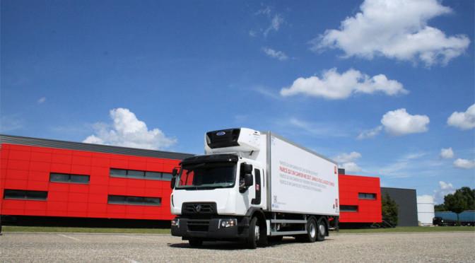 "Renault Trucks D Optifuel: distribuzione in modalità ""Fuel Saving"""