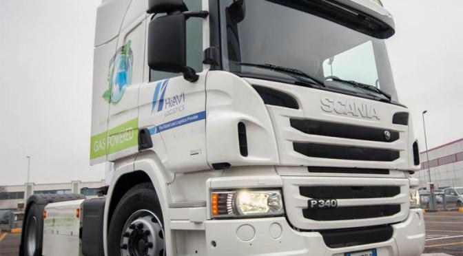 """A truckEmotion 2014, Scania porta anche il """"campione dei consumi"""""""