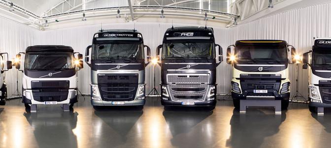 Volvo Trucks: design di un camion richiede visione orientata al futuro