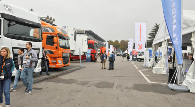 Grande successo per la prima giornata di truckEmotion 2014