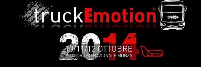 Countdown finito, da domani a Monza è truckEmotion 2014