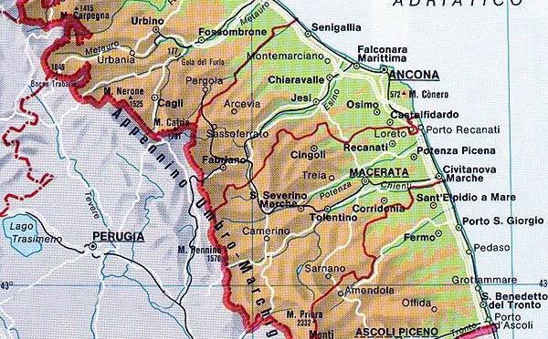 Marche, l'autotrasporto tra presente e futuro, sabato 8 novembre 2014
