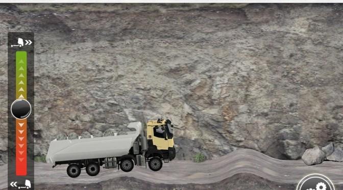 Arriva la nuova app TruckSimulator by Renault Trucks