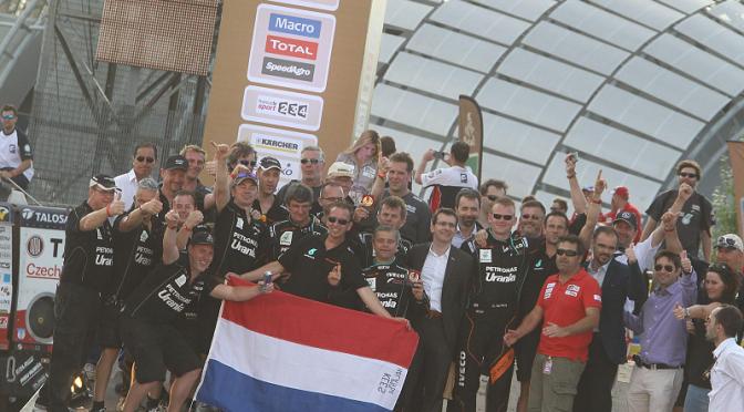 Classifica finale Dakar 2015