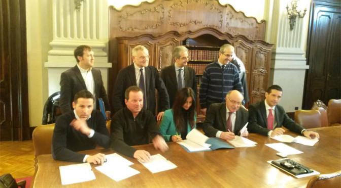 Firmata convenzione distacco artificiale valange Colle della Maddalena
