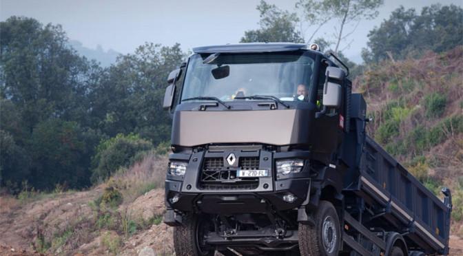 Optidriver Xtrem: cambio per applicazioni estreme per Renault Trucks K