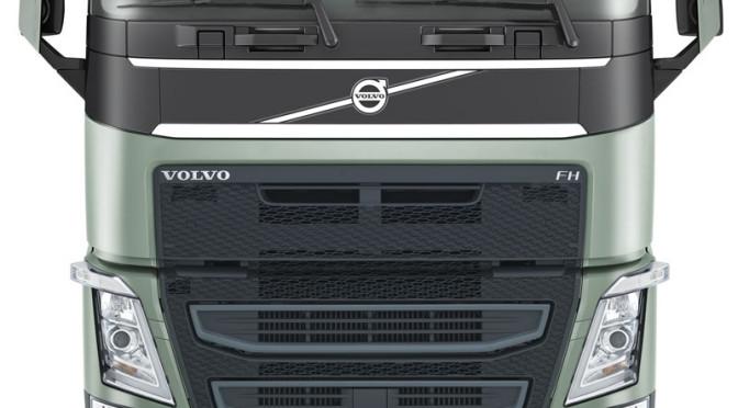 Volvo FH con cabina a tetto ribassato: elevata potenza in spazi ristretti