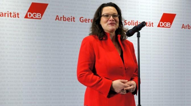Germania fa dietrofront su salario minimo autisti esteri in transito