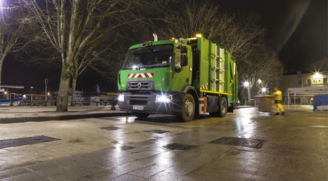 L'offerta di Renault Trucks a gas naturale Euro 6