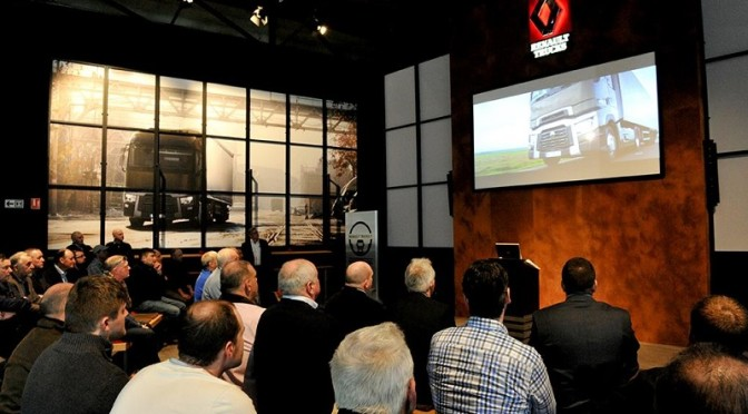 Renault Trucks Square, lo showroom di Renault Trucks
