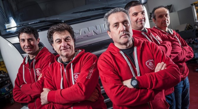 Sacar S.p.A. di Frosinone vince Scania Top Team 2015 Italia