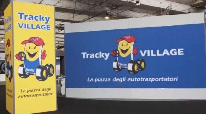 A Transpotec Logitec 2015 il Tracky Village di FAI Service