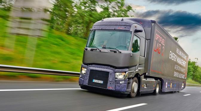 Optifuel Lab 2 di Renault Trucks, consumi ridotti del 22%