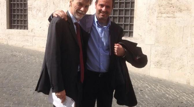 Salvatore Bella: Abbiamo incontrato Delrio e Pizzo
