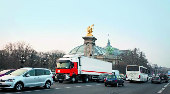"""Renault Trucks sostiene """"Lumière! Inventing Cinema"""" a Parigi"""