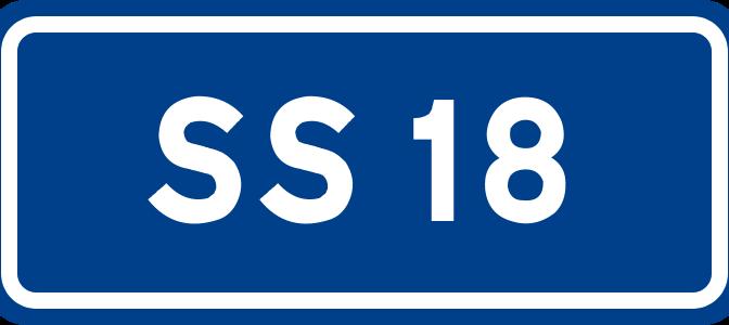 Limitazioni su SS 18 Tirrena Inferiore fino al 31/7/2015