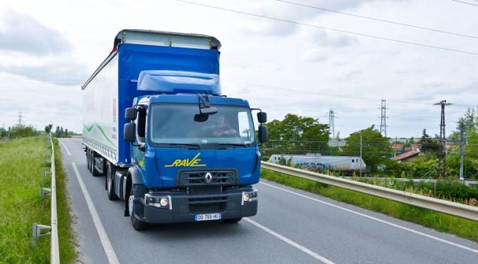 6 Renault Trucks a biodiesel per Airbus