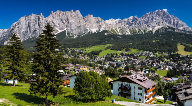 Statale 51 di Alemagna, prorogate limitazioni a Cortina d'Ampezzo