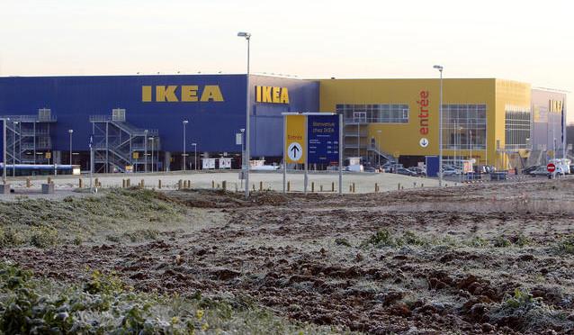 All'Ikea di Piacenza primo Corridoio doganale su gomma
