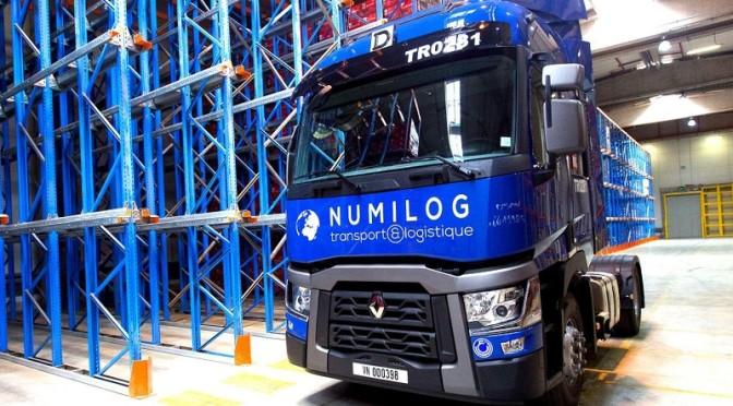 195 Renault Trucks C per l'algerina Numilog