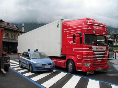 Camionista francese trovato morto a Brugnato Sud