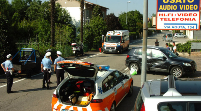 Morto Alfiero Visani dell'Officina del Camionista di Villanova di Bagnacavallo