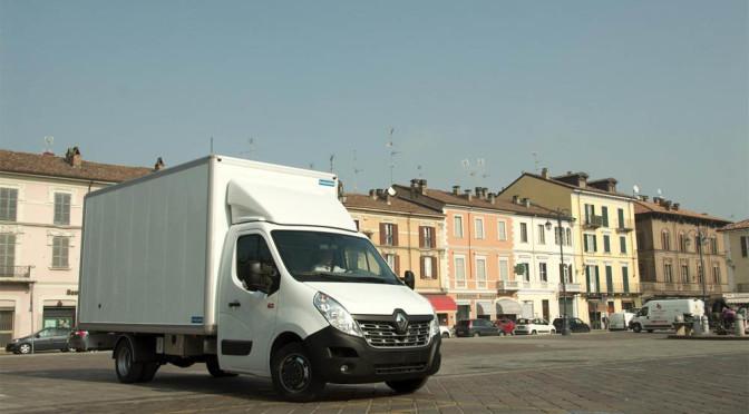 Renault Master by Renault Trucks: a suo agio su tutte le strade