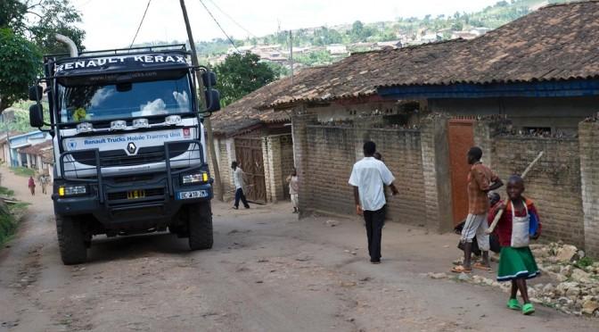 Renault Trucks e World Food Programme (WFP) ancora insieme