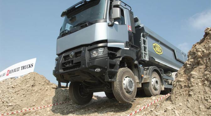 Week-end in cava con Renault Trucks VAI di Brivio