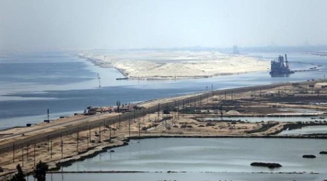 Giachino: Con raddoppio Canale di Suez più crescita