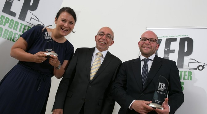 Due premi tedeschi per l'Iveco Daily…
