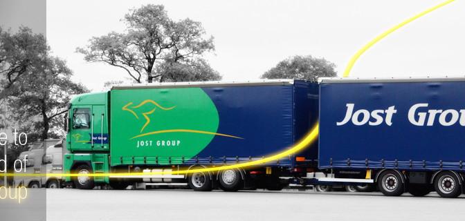 100 Renault Trucks per Jost Group