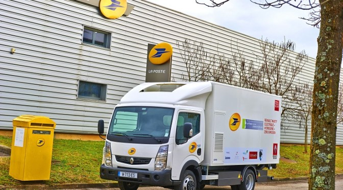 Due importanti innovazioni di Renault Trucks