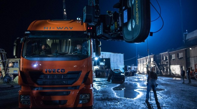 Iveco Stralis nel film Batman v Superman: Dawn of Justice