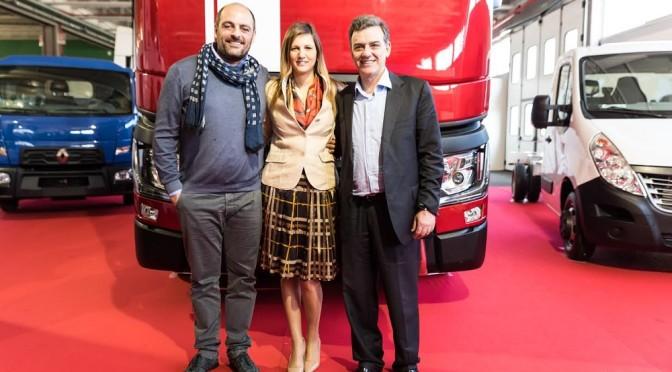 "Per Renault e Mercedes, Traspo Day 2016 ""vetrina imperdibile"""