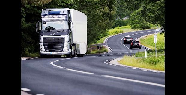 La catena cinematica di Volvo Trucks migliora prestazioni e riduce i consumi