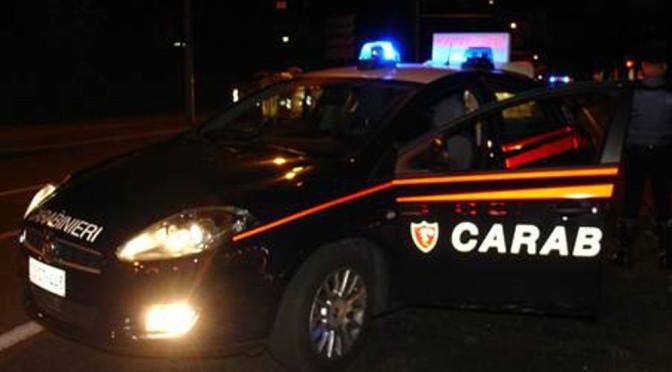 Camionista rapito e derubato nel Barlettano