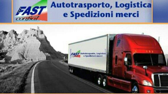 Appello di Fast-Confsal agli autisti camionisti sullo sciopero del 30-31 ottobre