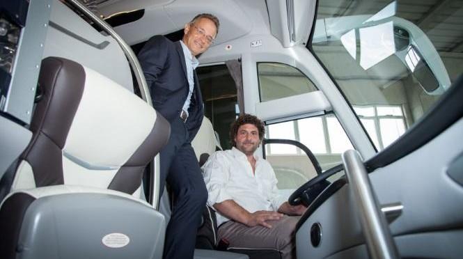 Canil Service di Bassano del Grappa sceglie i granturismo Irizar – Scania i8