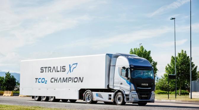 Il nuovo Iveco Stralis all'IAA di Hannover