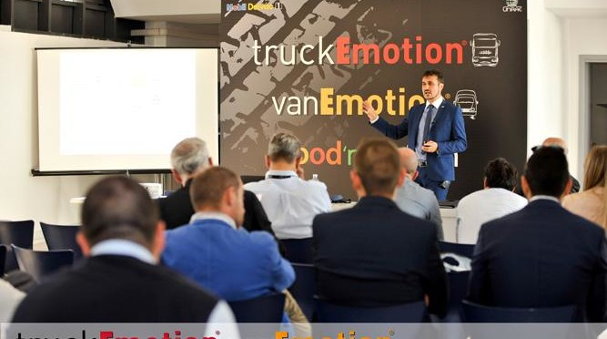 Il dilemma della logistica urbana a truckEmotion 2016 il 14 ottobre a Monza