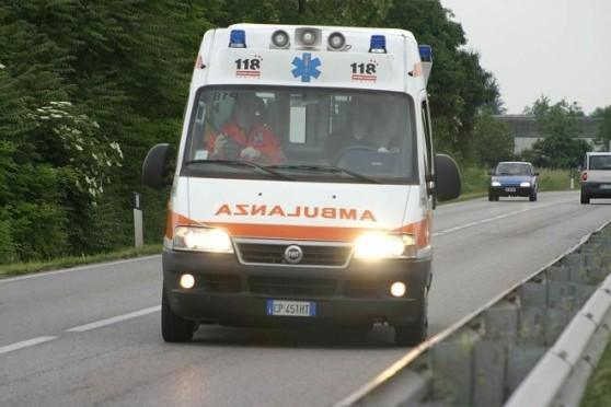 Camionista colto da malore all'Autoporto di Gorizia