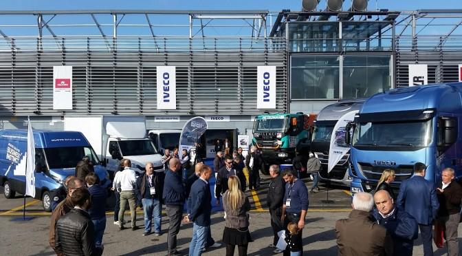 La gamma Iveco proposta a truckEmotion e vanEmotion 2016