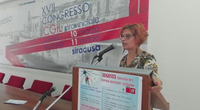 Vera Uccello (FILT-CGIL): 'Camionisti non da crocefiggere, ma da tutelare'