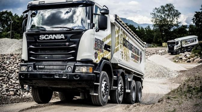 Tutto esaurito per Costruire il Futuro Scania Tour