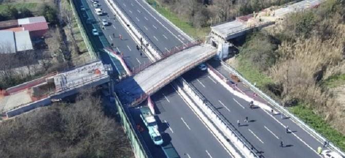 Cedimento cavalcavia A4, Autostrade per l'Italia valuta azioni a sua tutela